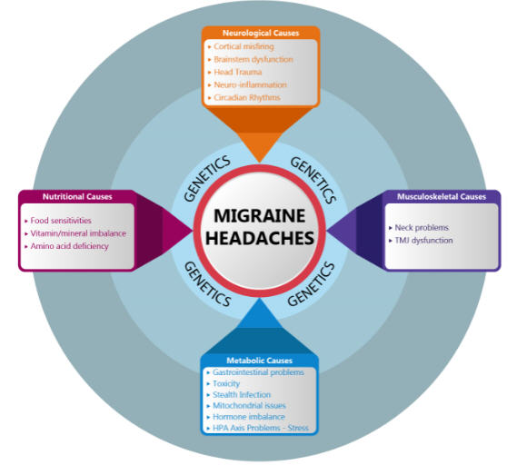 Migraine Headaches Flowchart